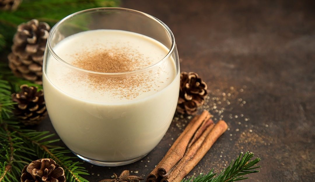 Tasty (and Healthy) Eggnog? Yes It's Possible