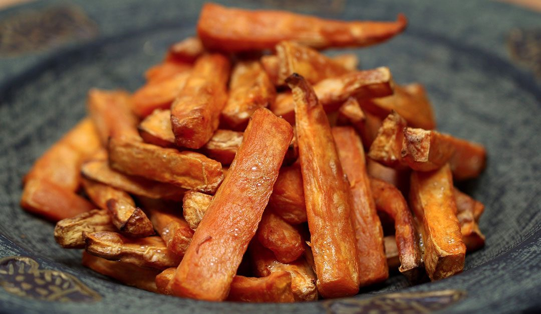 Guilt Free Oven Baked Fries Recipe