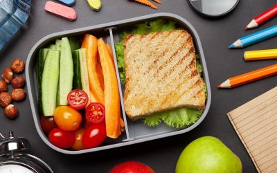 Back to School Lunches: Healthy Snacks for Kids (And Adults)