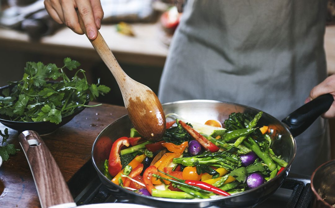 Vegetable Stirfry Recipe