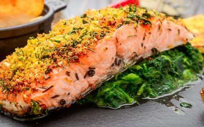 Slow Roasted Salmon Recipe