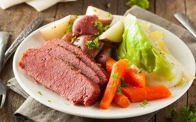Corned Beef and Cabbage in Guinness Recipe