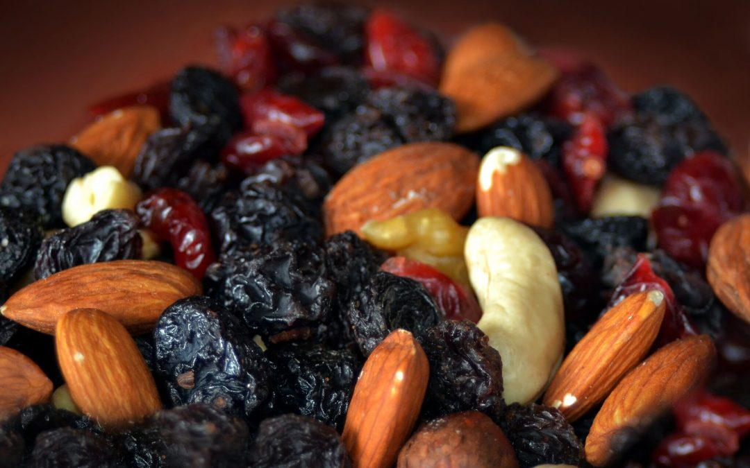 Healthy Trail Mix Recipe