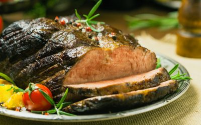 Easy Slow Cooker Beef Brisket for Passover