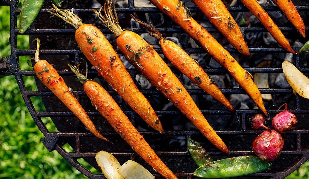 Now Is The Time To Enjoy Vegetables On The Grill